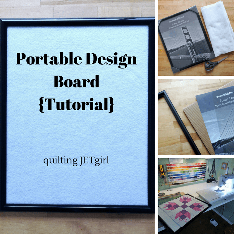 Portable Design Board {Tutorial}
